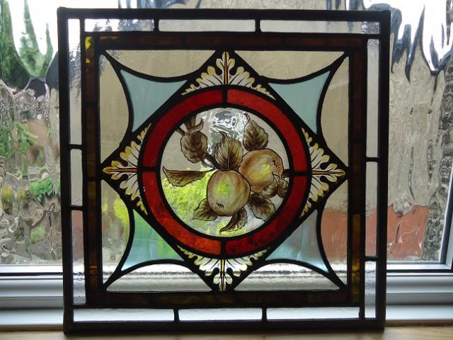 Victorian Stained Glass Windows And, Victorian Stained Glass Window Panels