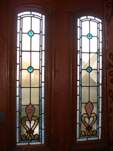 leaded stained glass panels images