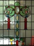 Antique stained glass for sale