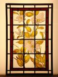 London stained and leaded glass