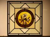 Victorian leaded glass