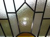 Leeds stained glass encapsulation