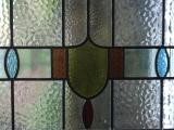Encapsulated leaded glass windows