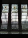 Cleckheaton stained glass