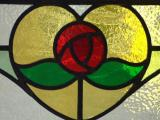 Brighouse stained glass